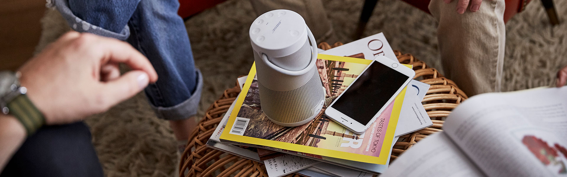 Bose SoundLink Revolve Review: 360° of Wireless, Room-Filling Sound On The Go