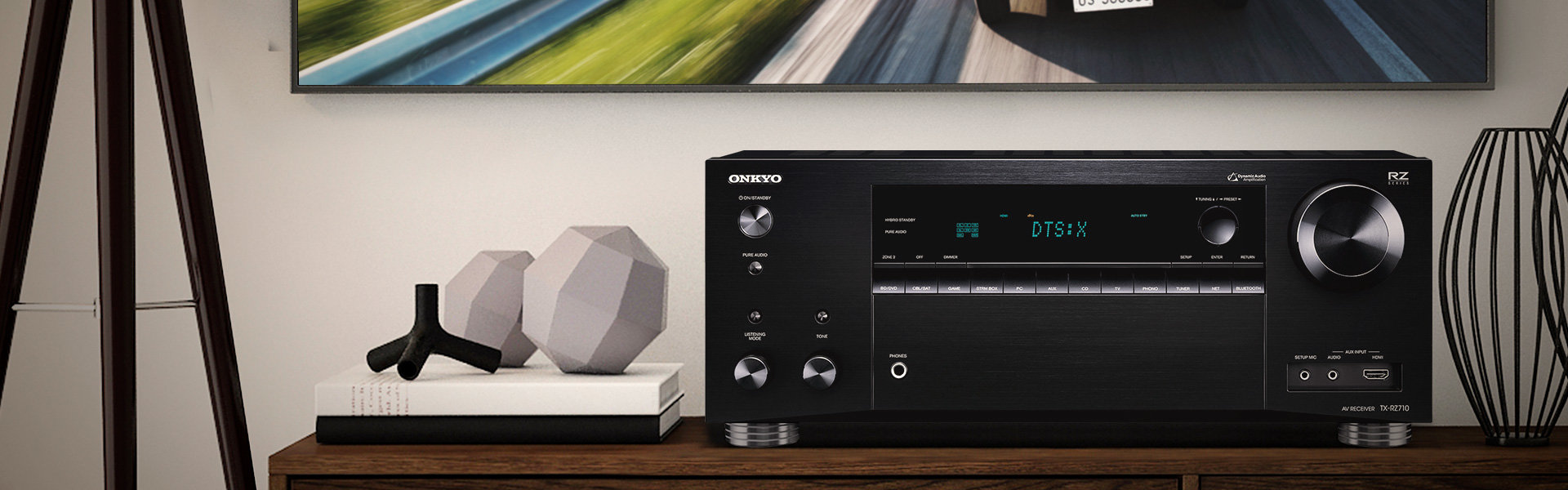 Onkyo TX-RZ710 Receiver and Speaker Packages