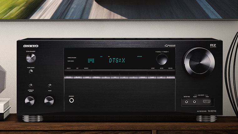 Onkyo TX-RZ710 Review: 7.2 Channels of Home Theater Perfection