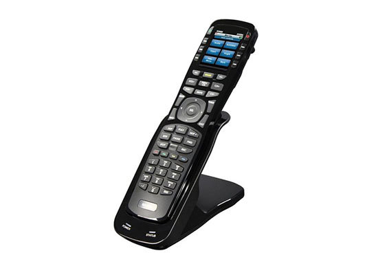 Universal Remote MX-890 IR/RF Hard Button Remote Control with Color LCD