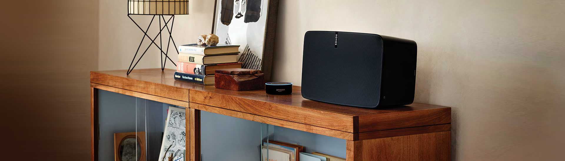 How to Connect Your Sonos Speaker to Alexa
