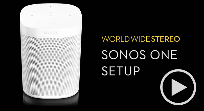 How to Set Up Your Sonos One Speaker