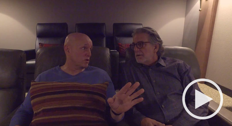 Home Theaters with Bob Cole & WMMR's Steve Morrison