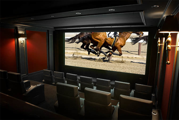 Home Theater Design & Installation