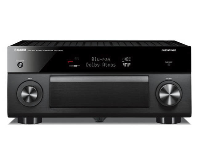 Yamaha MusicCast Home Theater Receivers