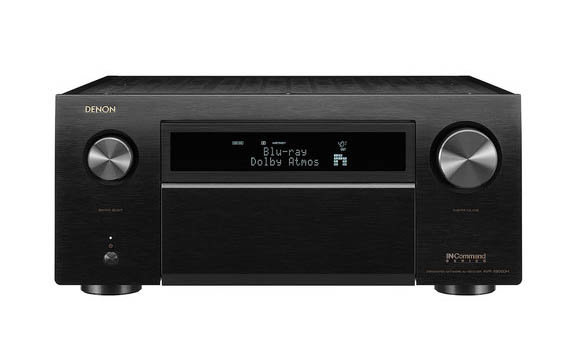 Denon Receivers with HEOS