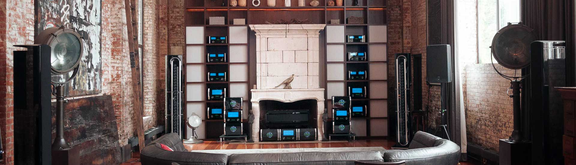 A Tour of The World of McIntosh Townhouse in SoHo