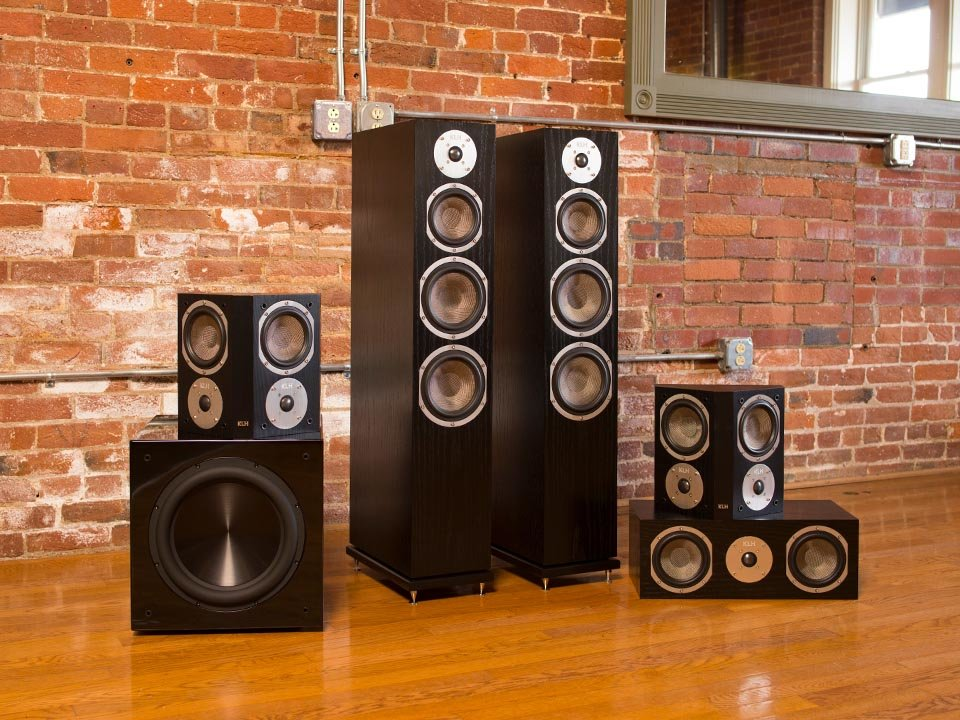 KLH Kendall 5.1 Home Theater System