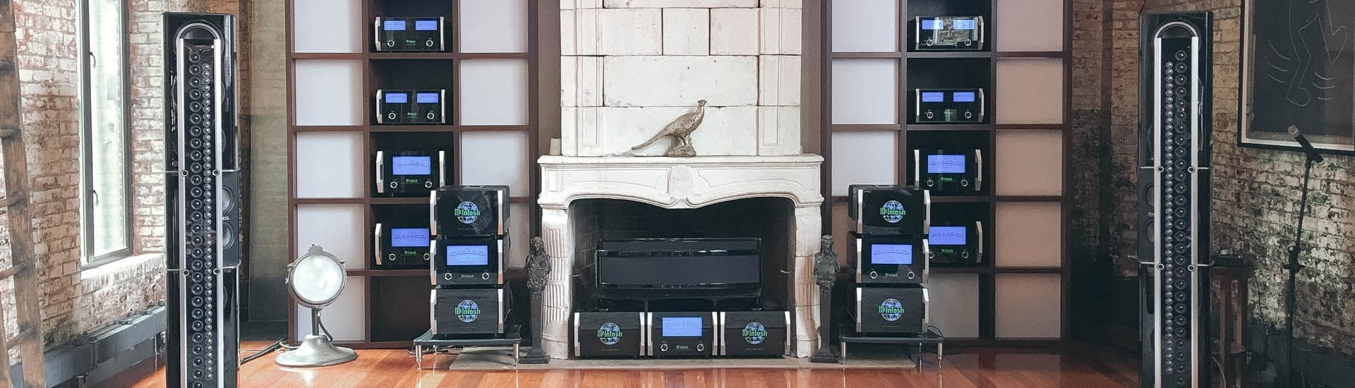 The McIntosh Clinic at World Wide Stereo