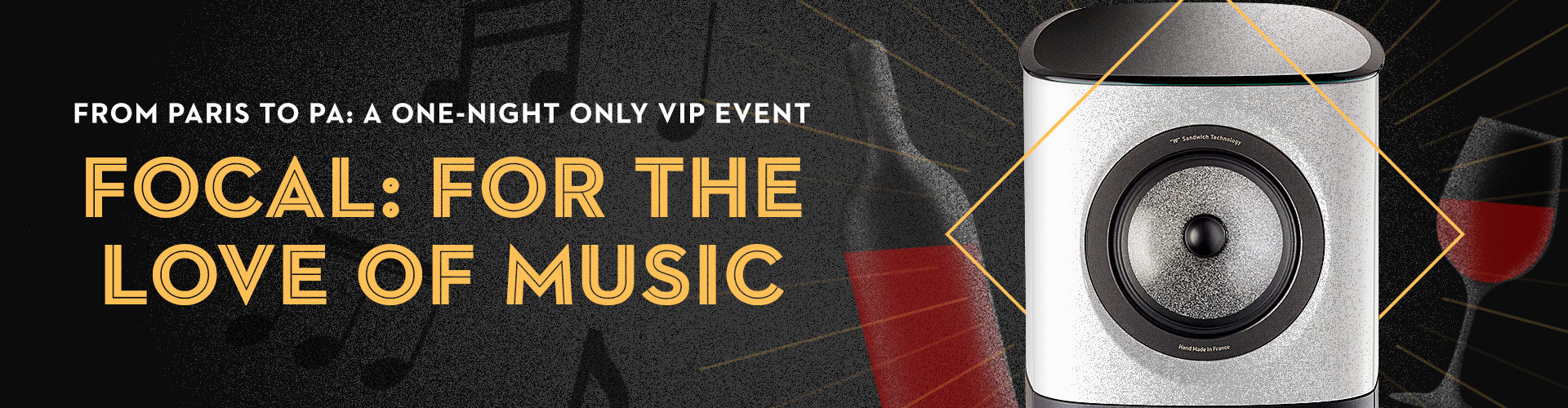 Focal VIP Experience