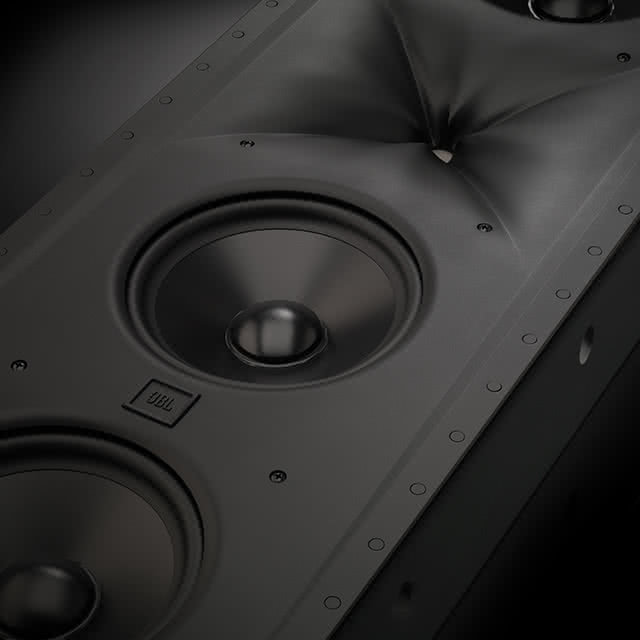 JBL Synthesis in-wall speakers