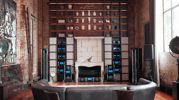 A Tour of the World of McIntosh Townhouse in NYC