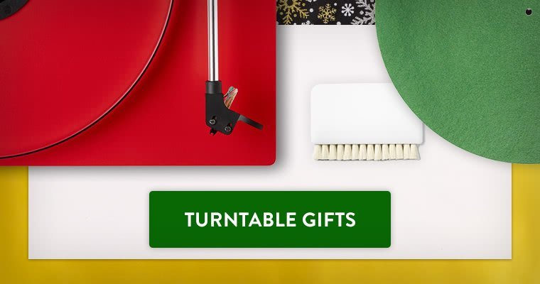 Turntables Gift Guide
