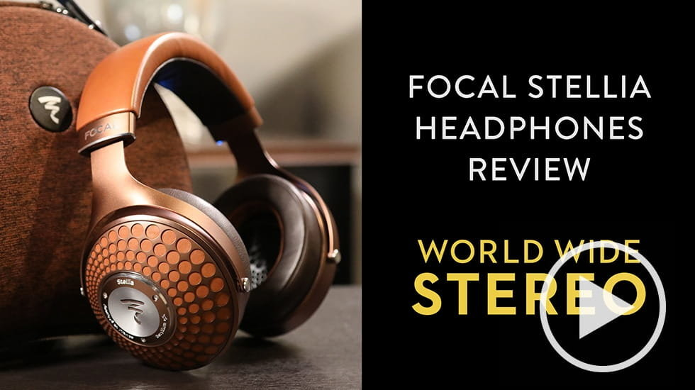 Review of Focal's New Stellia Headphones