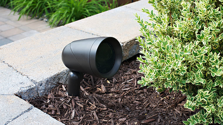 Outdoor Entertainment with the Sonance Landscape Series