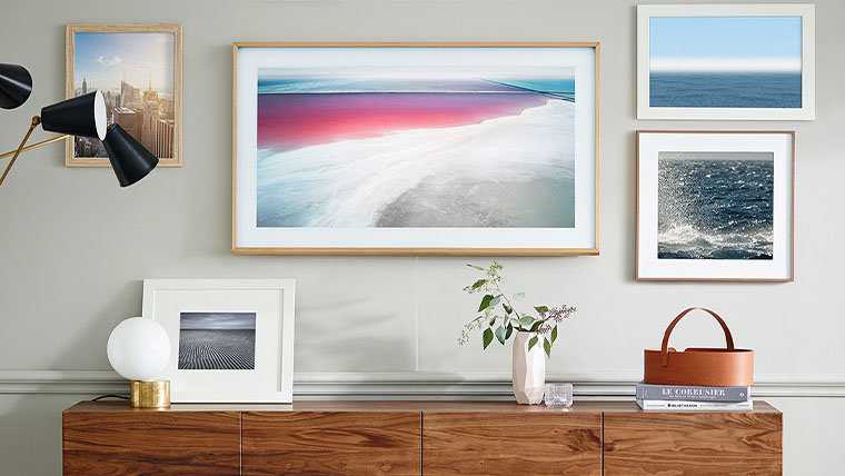 The Samsung Frame TV: Part Art, Part Television