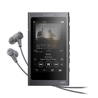 Sony Portable Music Players