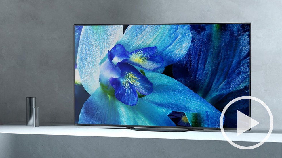 Review: Sony Master Series A9G OLED TV