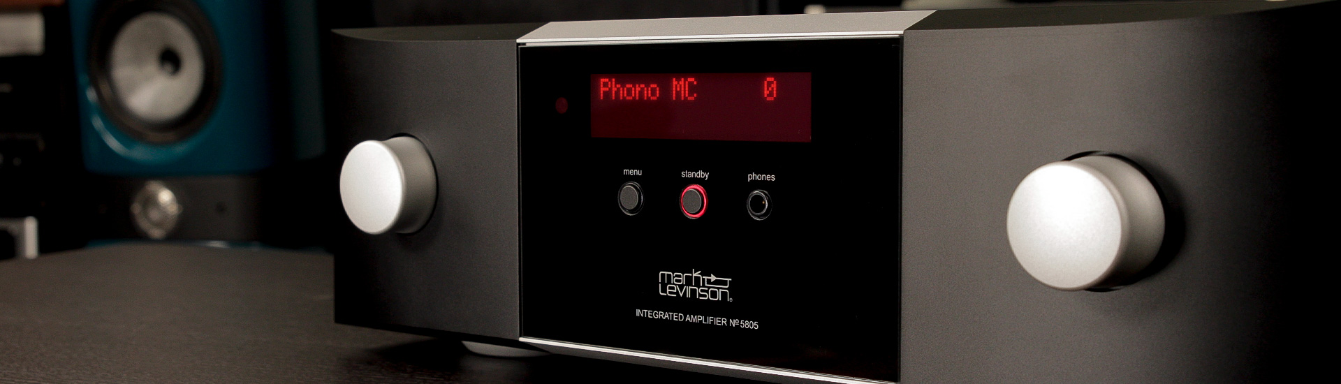 Review: Mark Levinson No.5805 Integrated Amplifier