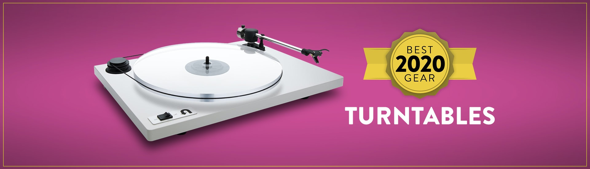 The Best Turntables of 2020