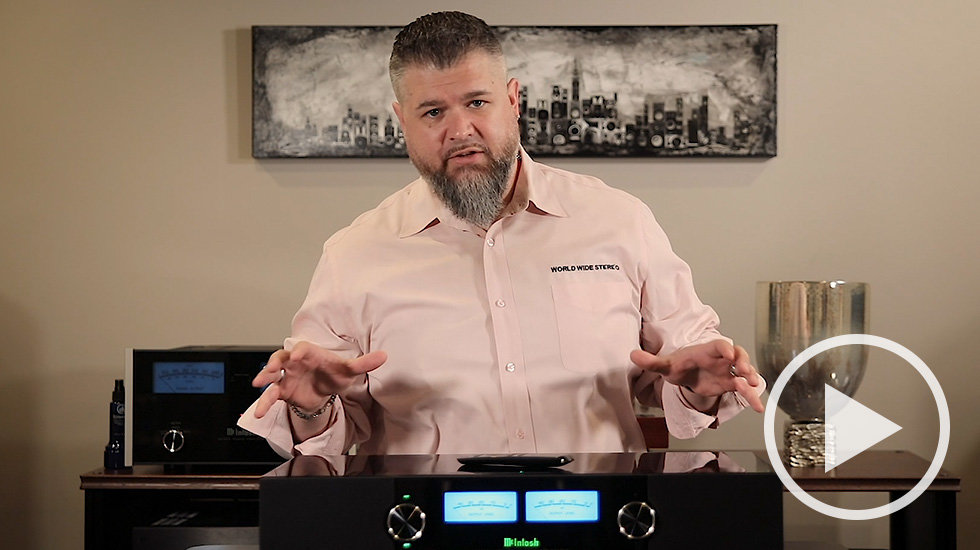 Review: McIntosh RS200 Wireless Loudspeaker System