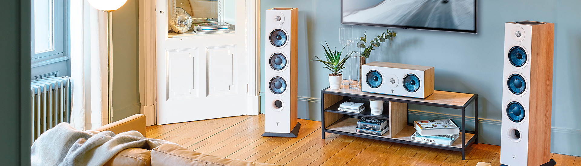 Review of the New Focal Chora Speakers