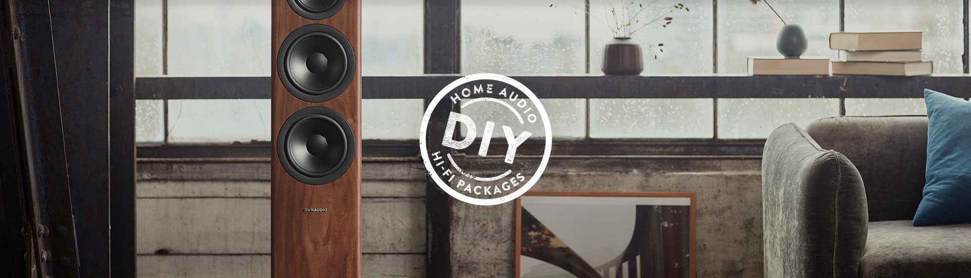 DIY Home Audio Packages