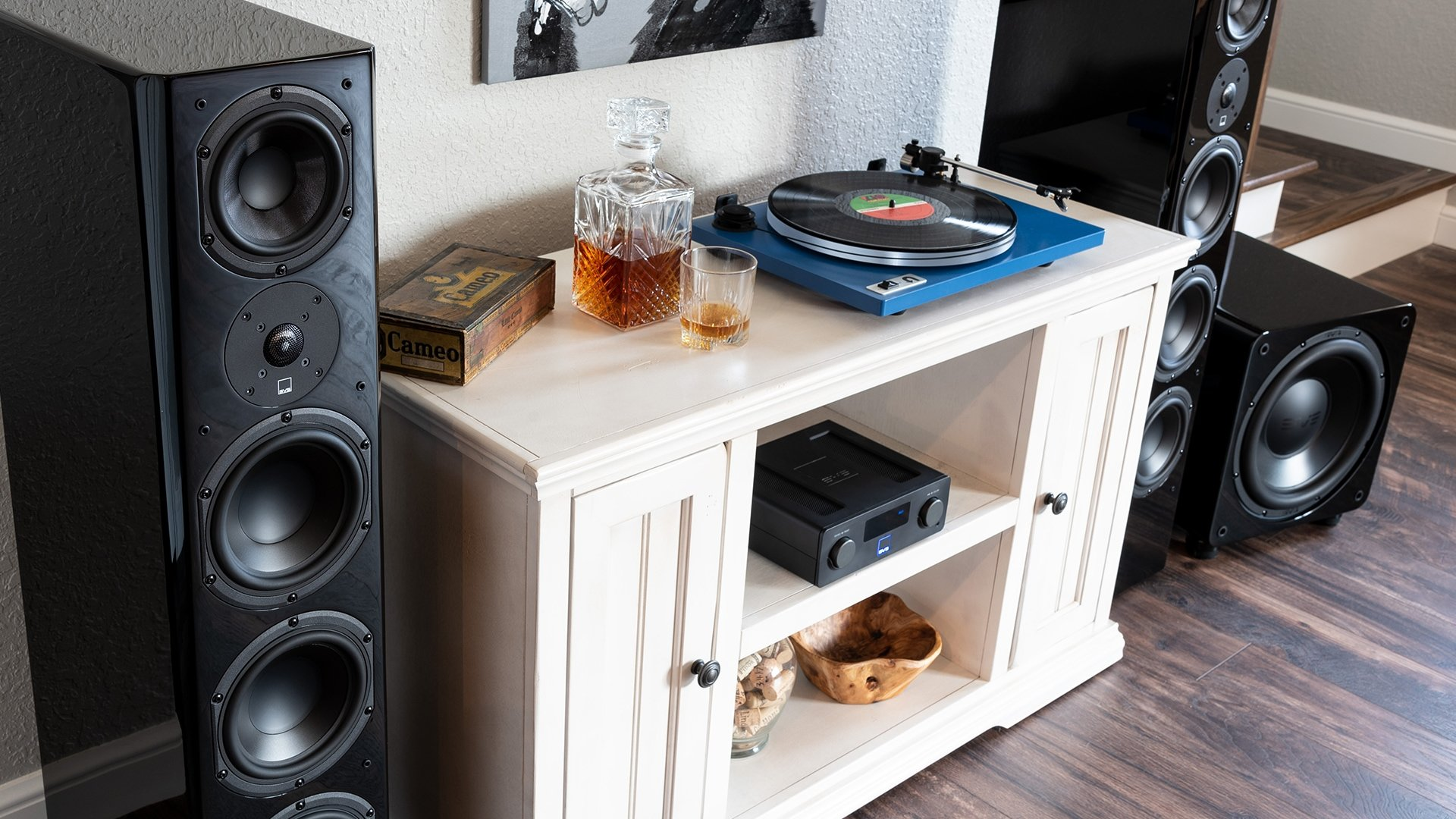 Subwoofers for stereos