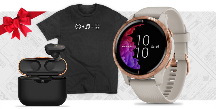 Shop Rocking Stocking Stuffers like headphones, Bluetooth speakers,  sport watches, and more