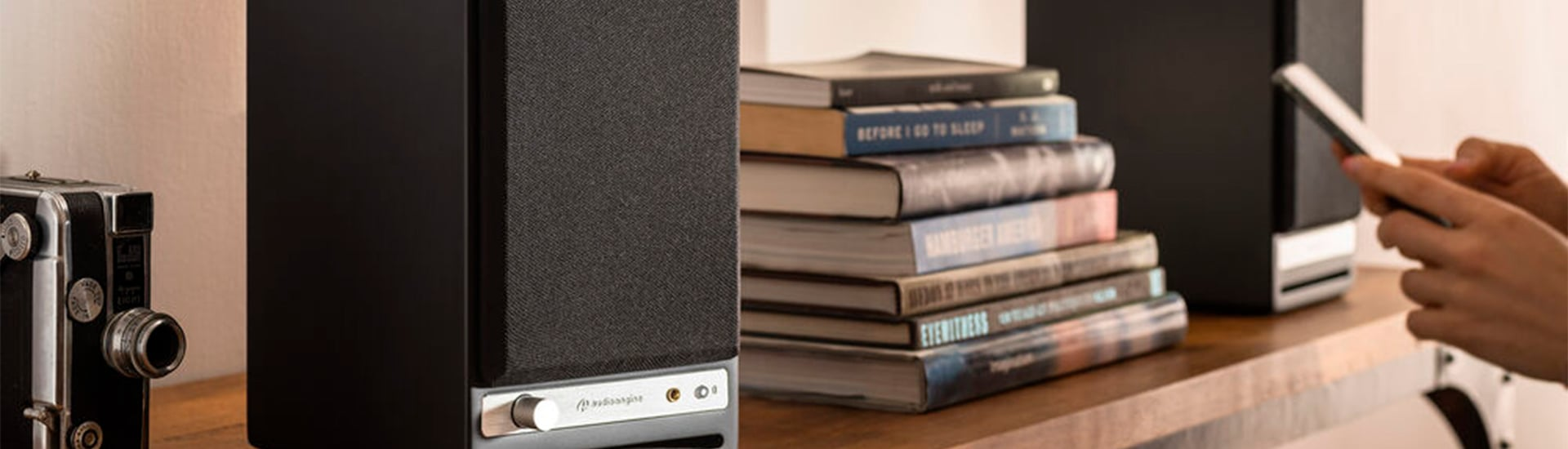 Review: Audioengine HD4 Speaker System with Bluetooth APTX-HD