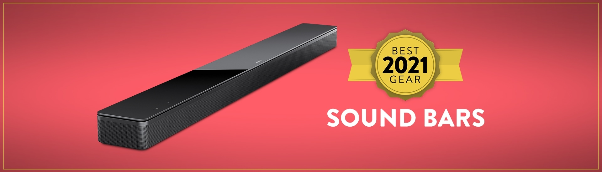 The Best Sound Bars 2021