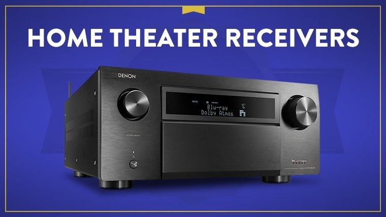 The Best Home Theater Receivers of 2021