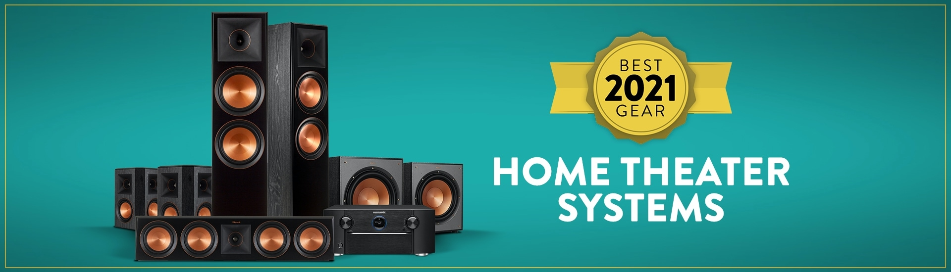 The Best Home Theater Systems of 2021