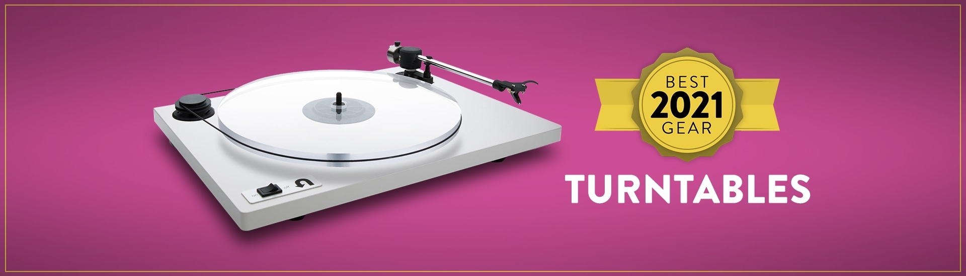 The Best Turntables of 2021