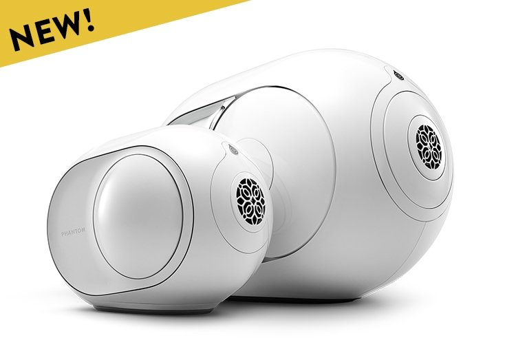 Devialet Wireless Speakers