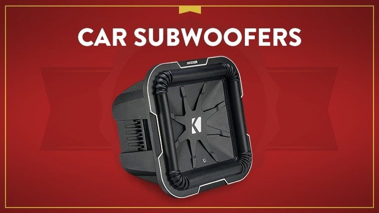 The Best Car Subwoofers of 2021