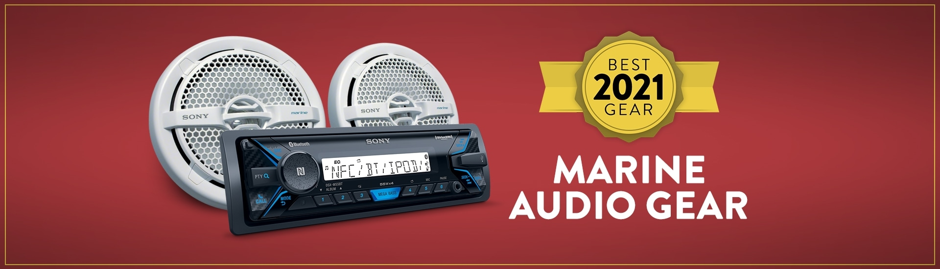 The Best Marine Audio Gear of 2021