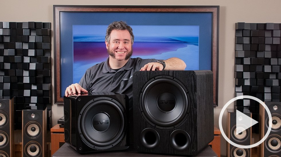Review: New SVS 1000 Pro Series Subwoofers
