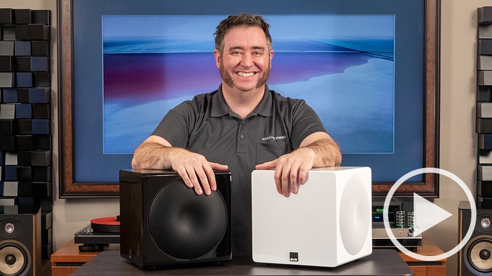 Review: SVS 3000 Micro Subwoofer