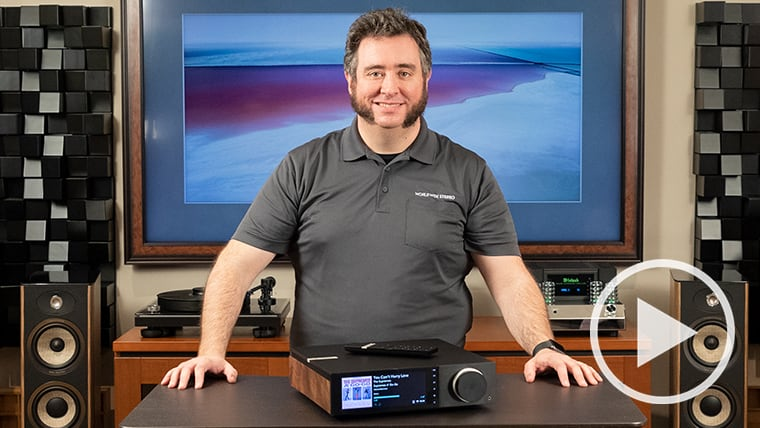 Review: Cambridge Audio EVO 150 & EVO 75 All-In-One Player