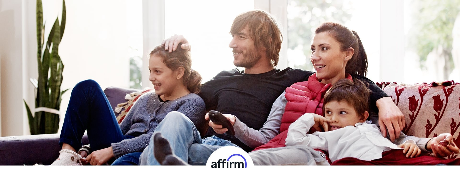 Finance your order with Affirm