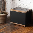 """View Larger Image of Model-One Dual 10"""" Acoustic Suspension Subwoofer (Walnut)"""