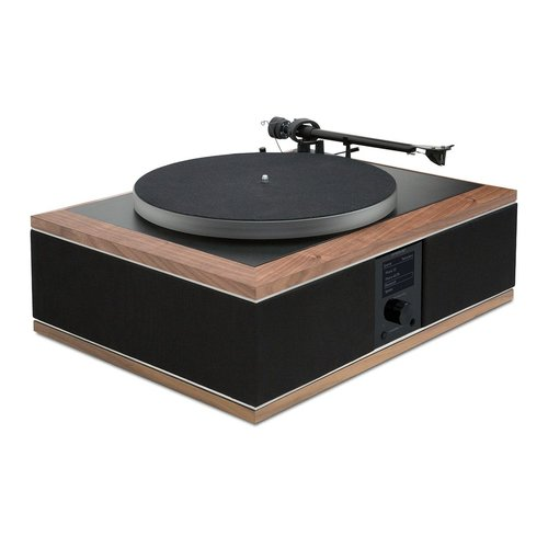 View Larger Image of Model-One Turntable Music System (Walnut)