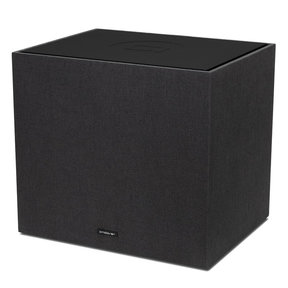 SpinSub Subwoofer 100-watts with IsoGroove Technology - Each