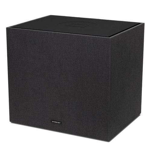 View Larger Image of SpinSub Subwoofer 100-watts with IsoGroove Technology - Each