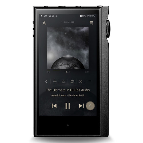 View Larger Image of Kann Alpha Dual DAC Quad-Core Music Player with Bluetooth