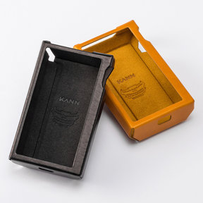 Protective Leather Case for the Kann Alpha