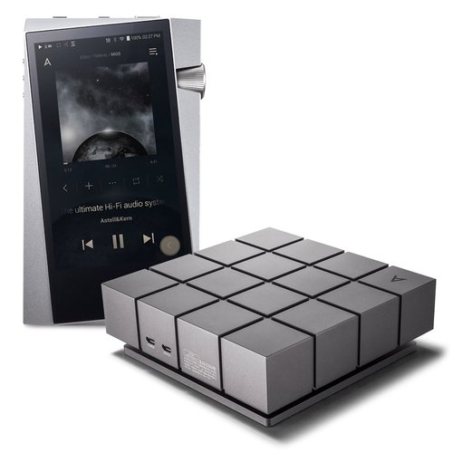 View Larger Image of SR25 Music Player with AK Ripper MKII CD-Ripper