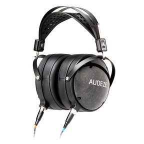 LCD2 Classic Closed-Back Over-Ear Headphones (Factory Certified Refurbished, Black)