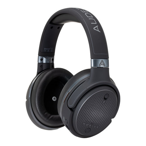 View Larger Image of Mobius Audiophile Wireless Over-Ear Gaming Headset with Mic (Factory Certified Refurbished)